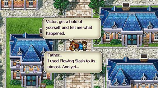 Screenshot Romantische Saga 2 auf dem iPhone