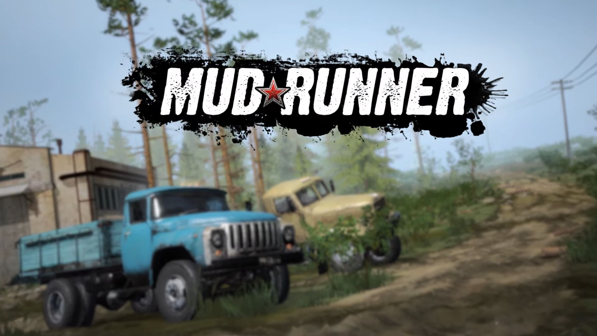 MudRunner スクリーンショット1