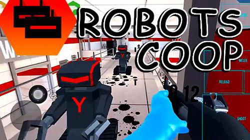 Robots Coop скріншот 1