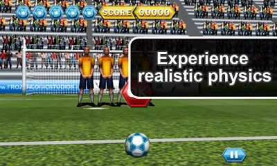 Soccer Free Kicks for Android