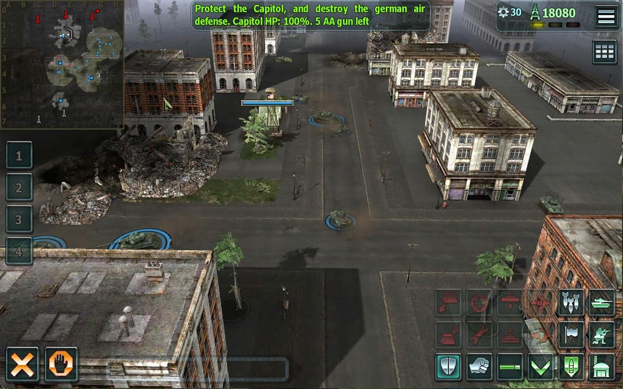US Conflict スクリーンショット1