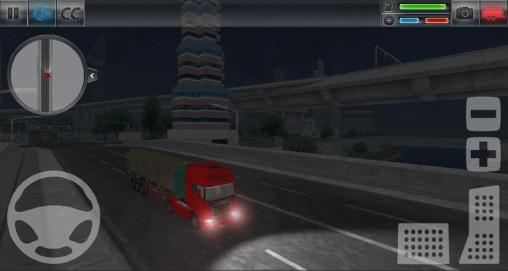 Simulador de caminhão: Cidade para Android