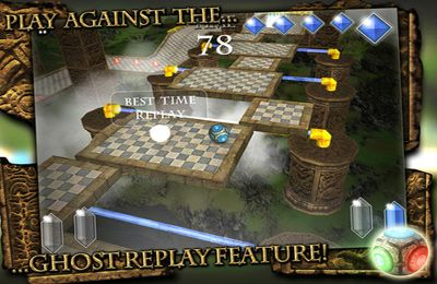 Arcade games: download Chromasphere to your phone