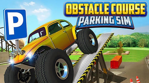 Obstacle course: Car parking sim screenshot 1