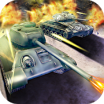 アイコン Tank battle 3D: WW2 warfare