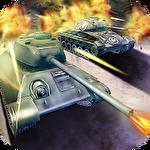 Tank battle 3D: WW2 warfare Symbol