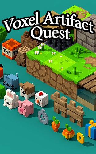 Voxel artifact quest Screenshot