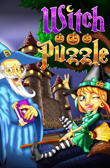 Witch puzzle: Match 3 game скріншот 1