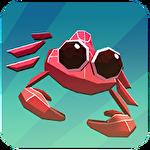 Crab out icono