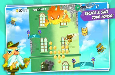 Arcade games: download Sky Hero to your phone