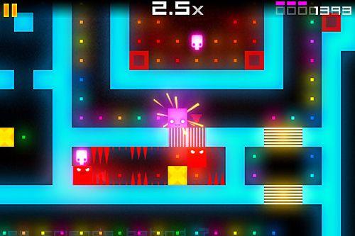 Jogos de arcade: faça o download de EVAC para o seu telefone