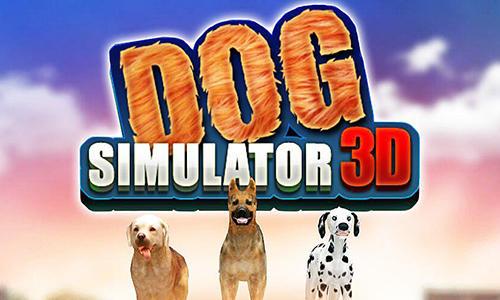 Dog simulator 3D Screenshot