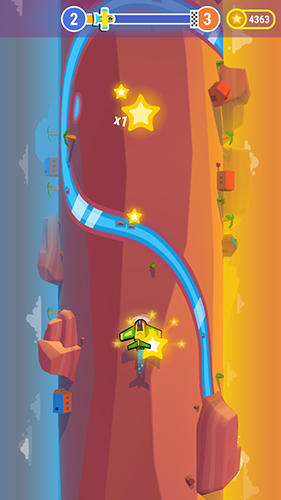 Fly sky high für Android