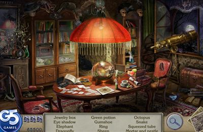 Screenshot Letters from Nowhere 2 on iPhone