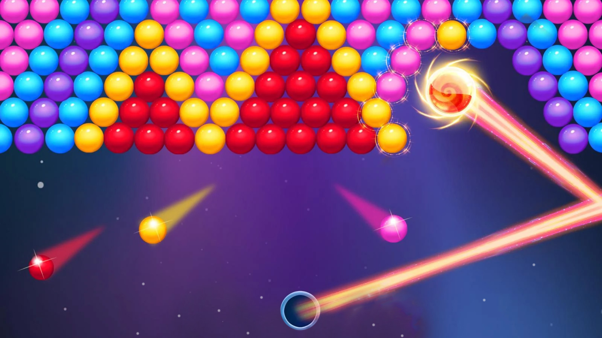 new Bubble games for Android