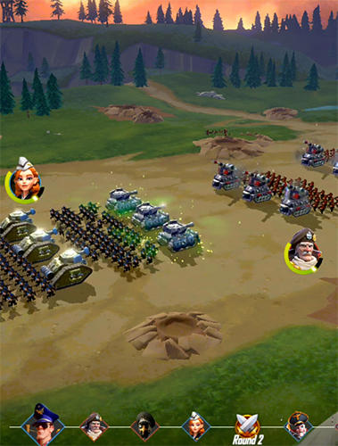 Iron of glory für Android