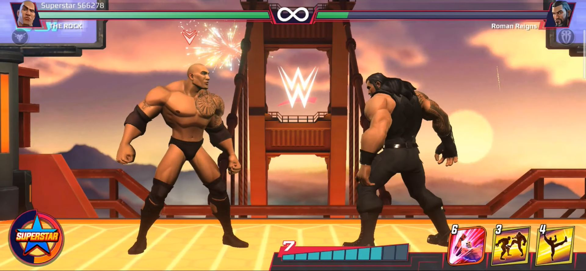 WWE Undefeated para Android