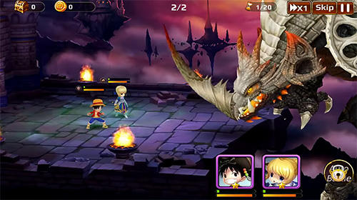 Valor of Grail: All star для Android
