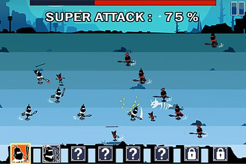La guerra de arqueros