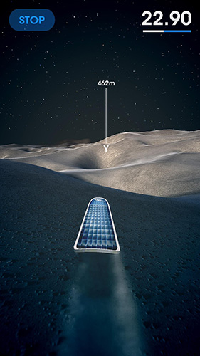 Лунный серфинг для iPhone бесплатно