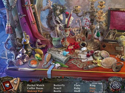 Abenteuer-Spiele Living legends: Frozen beauty. Collector's edition für das Smartphone