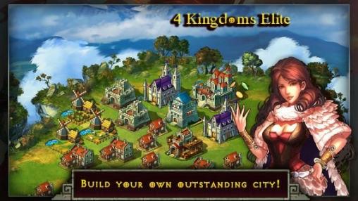 logo 4 Royaumes. Elite