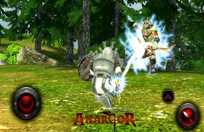 RPG : télécharger Le Monde d'Anargor - 3D JR sur iPhone
