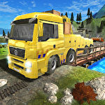 Truck driver extreme 3D ícone