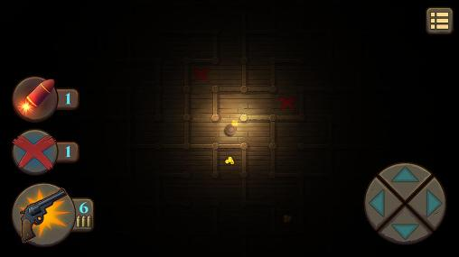 Arcade Maze dungeon for smartphone