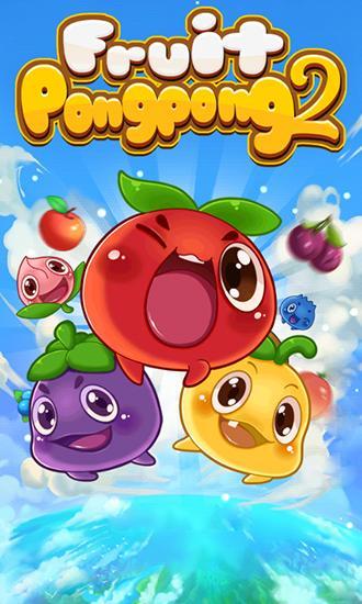 Fruit pong pong 2 Screenshot