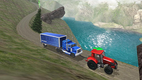 Tractor pulling USA 3D Screenshot