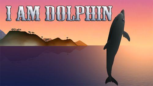 logo Ich bin Delfin