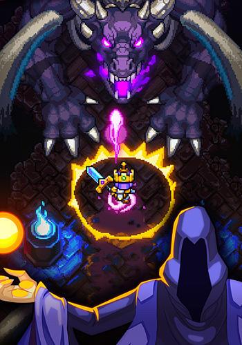 Ролевые (RPG): скачать Dash quest heroesна телефон