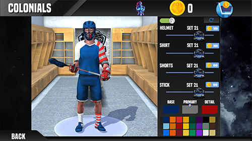 College lacrosse 2019 pour Android