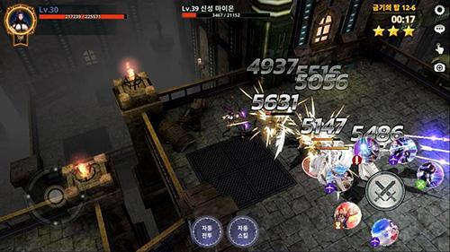 Action RPG Spell chaser auf Deutsch