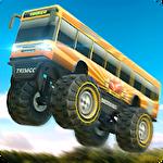 Иконка Monster trucks X: Mega bus race