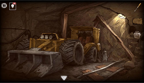 Abandoned mine: Escape room para Android