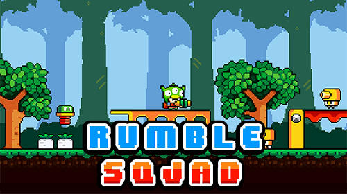 Capturas de tela de Rumble squad: Pixel game