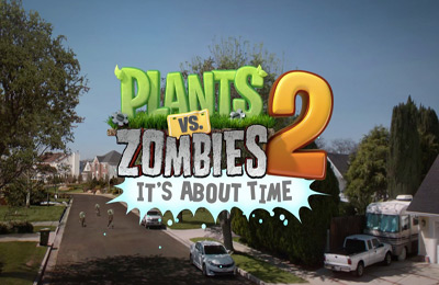 logo Les Zombies contre Les Plantes 2