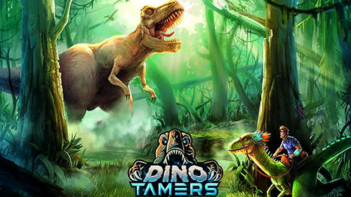 Dino tamers screenshot 1