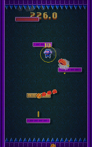 Arcade Serious scramblers für das Smartphone