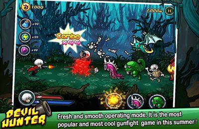 El cazador de demonios I para iPhone gratis