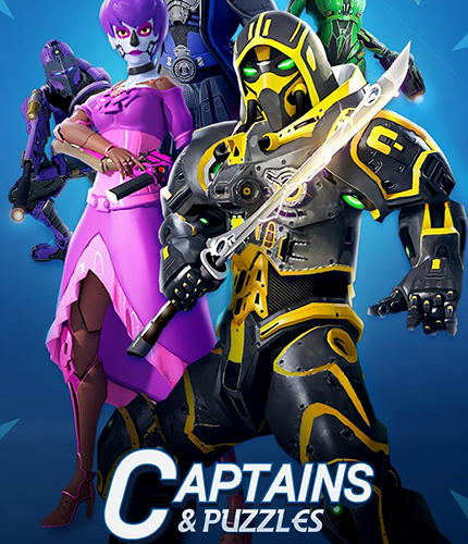 Captains and puzzles скриншот 1