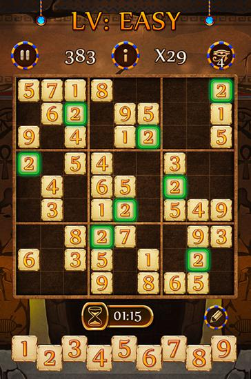 Sudoku: Legend of puzzle для Android