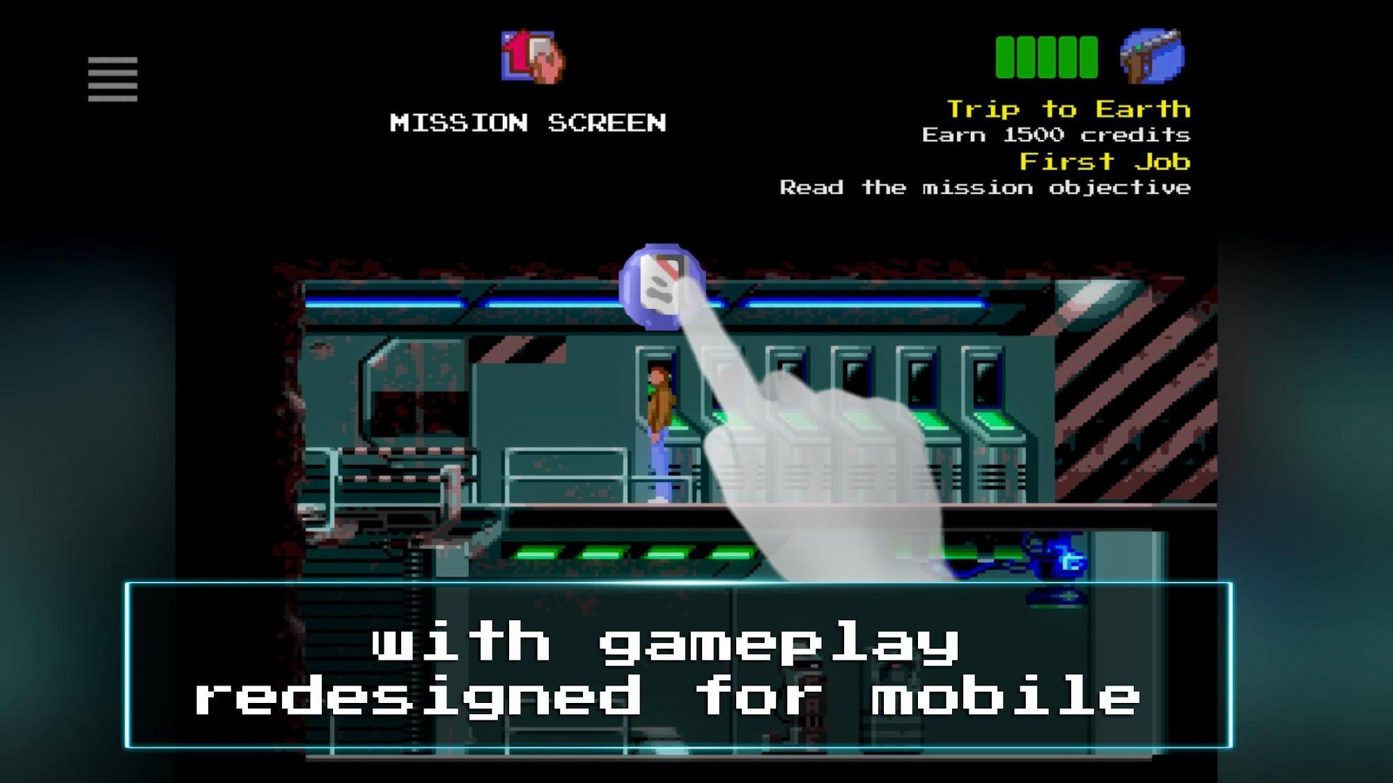 Flashback Mobile スクリーンショット1
