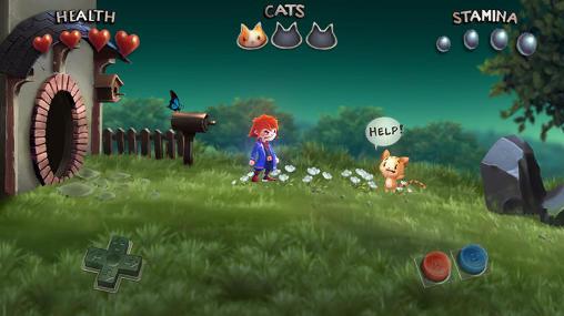 Actionspiele Felis für das Smartphone