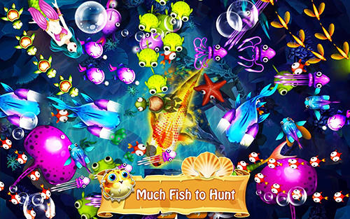 Fish shot: Live war in ocean für Android