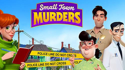 Small town murders: Match 3 screenshots