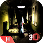 Horror hospital 3D Symbol