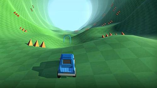 Rennspiele Lost driver: Endless tunnel für das Smartphone